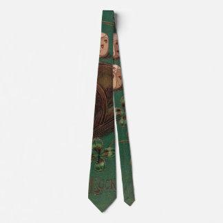 Matrices irlandaises de bonne chance du jour cravate