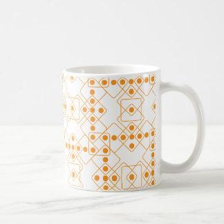 Matrices oranges mug