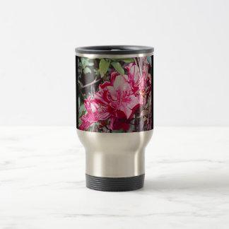 Maximum de rhododendron de la Virginie Occidentale Mug De Voyage