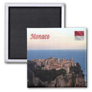MC - le Monaco - Ville Magnet Carré