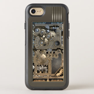 Mécanisme de Steampunk Coque Otterbox Symmetry Pour iPhone 7