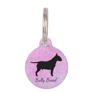 Médaillon Pour Animaux Étiquette d'animal familier de chien de race de