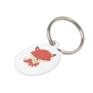 Médaillon Pour Animaux Petite étiquette mignonne d'animal familier