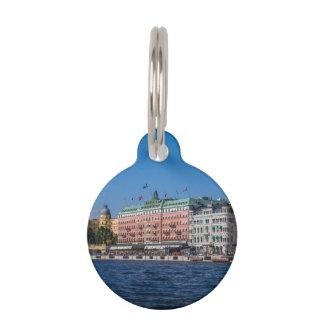 Médaillon Pour Animaux Stockholm Suède