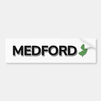 Medford, New Jersey Autocollant De Voiture