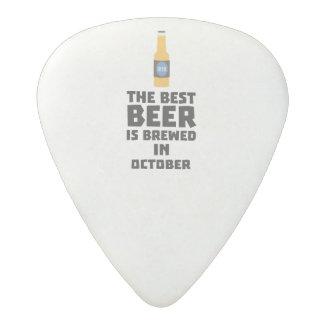 Médiator Acetal La meilleure bière est en octobre Z5k5z brassé