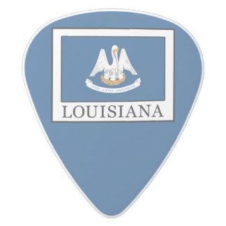 Médiator Delrin Blanc La Louisiane