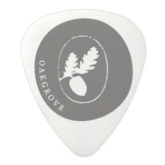 Médiator En Polycarbonate Onglet de guitare d'Oakgrove