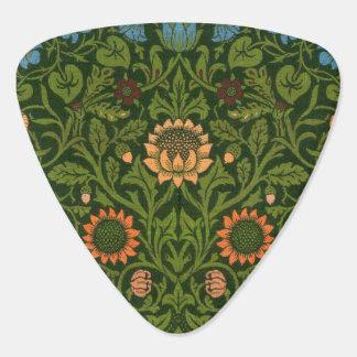 Médiators Asiatique vert rouge de tapis de couverture de