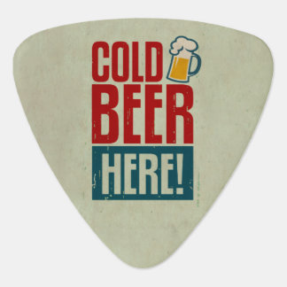 Médiators Bière froide