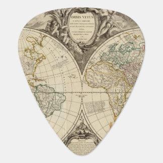 Médiators Carte 8 du monde