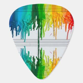 Médiators Colorez la musique ou la musique la couleur