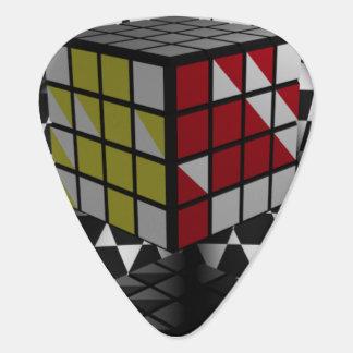 Médiators Cubes dans la terre de la merveille