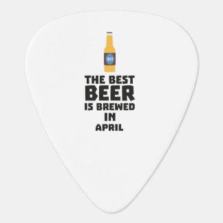 Médiators La meilleure bière est en avril Z86r8 brassé