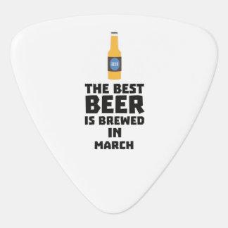 Médiators La meilleure bière est en mars Zp9fl brassé