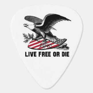 Médiators Libres vivants ou meurent drapeau de Gadsden