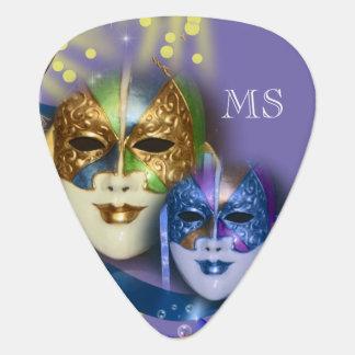 Médiators Masques vénitiens de quinceanera de mascarade
