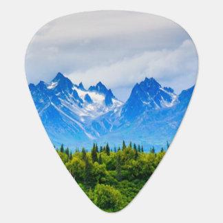 Médiators Montagnes majestueuses de l'Alaska