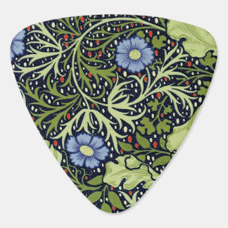 Médiators Motif de papier peint d'algue de William Morris
