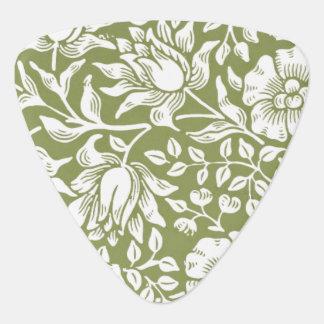 Médiators Motif de vert de mauve de William Morris