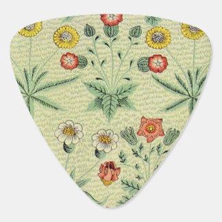 Médiators Papier peint floral de concepteur de motif de