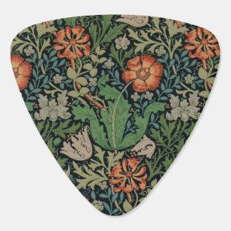 Médiators Papier peint floral de cru d'illustration de