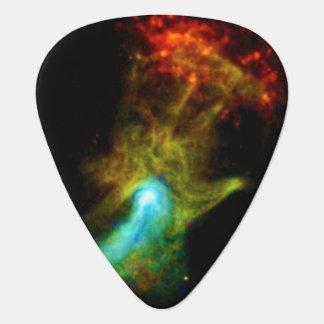 Médiators Pulsar B1509 - Main de photo de la NASA de