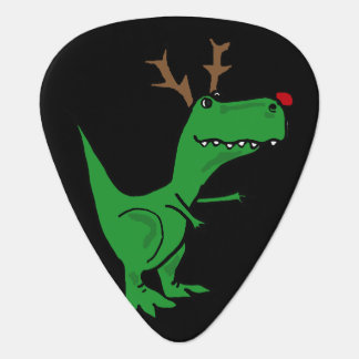 Médiators Renne drôle de Noël de dinosaure de T-Rex