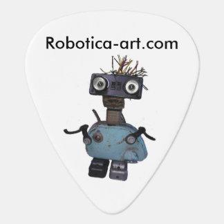 Médiators Robots d'amour ? Guitare de jeu ? Obtenez cette