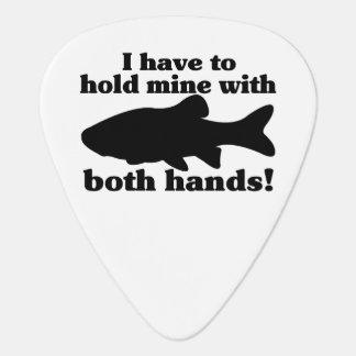 Médiators Tenez mes poissons avec les deux mains