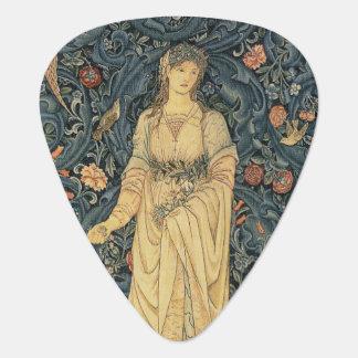 Médiators William Morris antique Flora