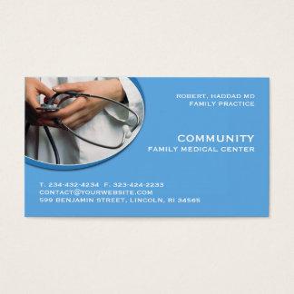 Medisch Visitekaartje w/Appointment Visitekaartjes