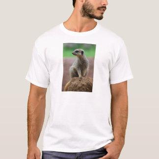 Meerkat debout t-shirt
