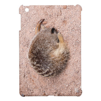 Meerkat drôle coque iPad mini