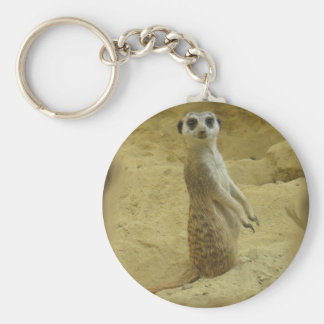 Meerkat mignon porte-clés