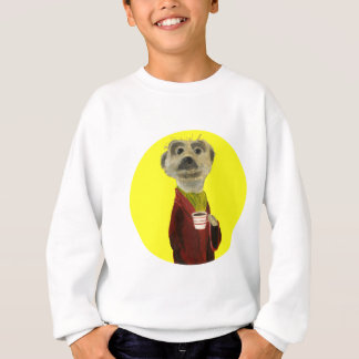 Meerkat noble sweatshirt