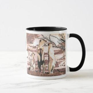 Meerkats Mug