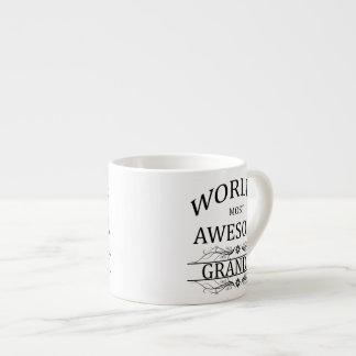 Meest geweldige Opa van de wereld de Espresso Kop