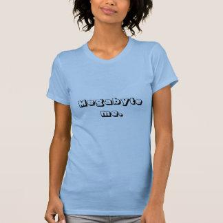 Méga-octet je T-shirt pour des informaticiens