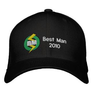 Meilleur casquette personnalisé et brodé d'homme