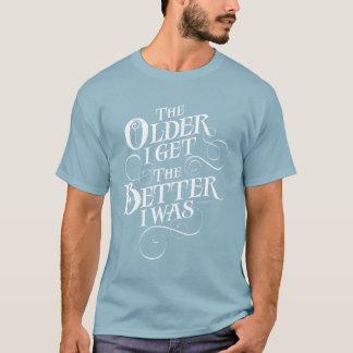 Meilleur plus ancien t-shirt