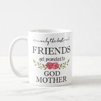 Meilleurs amis promus à la mère de Dieu Mug