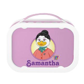 Mej. Birdy Lunchbox
