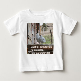 meme d'ami t-shirt pour bébé