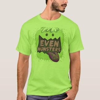 MÊME taille de T-shirt de Glubb de MONSTRES :