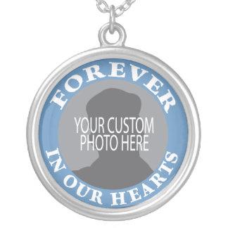 Mémorial pour toujours en notre photo de coutume collier