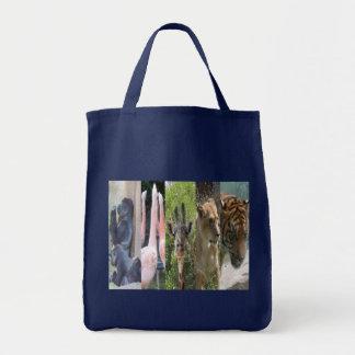 Ménagerie Tote Bag