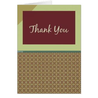 Merci Carte De Vœux