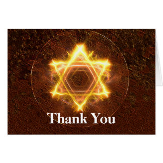 Merci de Starfire Carte De Correspondance