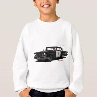 Mercury-Monterey-route-patrouille-car 1957 Sweatshirt